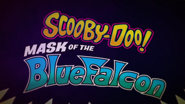 Mask of the Blue Falcon title card