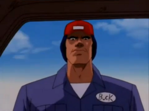 Buck (Scooby-Doo And The Alien Invaders)