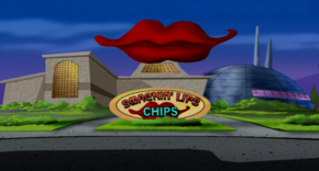 Smackin Lipps Chips Factory