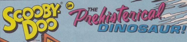File:The Prehisterical Dinosaur! title card.jpg