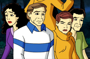 Hollywood extras (A Scooby-Doo Valentine)