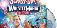 Scooby-Doo! WrestleMania Mystery (DVD)