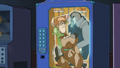 Stuck in vending machine with Ghost of Elias Kingston.png
