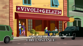 Pompeii and Circumstance title card