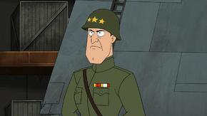 Colonel Peterson