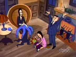 Addams Family (2)