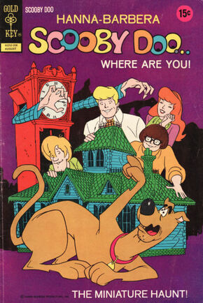 WAY 13 (Gold Key Comics) front cover