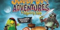 Scooby-Doo! Adventures: The Mystery Map (DVD)