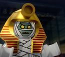 Mummy (LEGO Scooby-Doo! Haunted Hollywood)