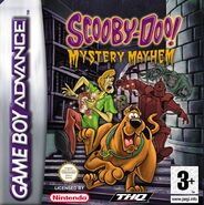 Mystery Mayhem (GBA) cover
