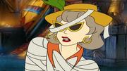 Edna Turnbuckle unmasked