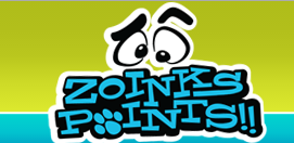 Zoinks Points logo