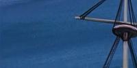 Sunken ship (The Lochness Mess)