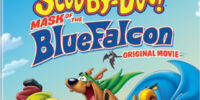 Scooby-Doo! Mask of the Blue Falcon (DVD)