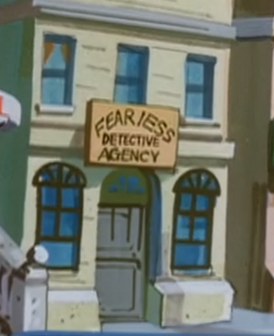 Fearless Detective Agency