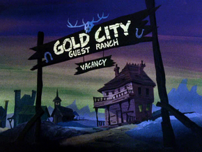 Gold City Guest Ranch