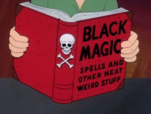 Black Magic Spells and Other Neat Weird Stuff