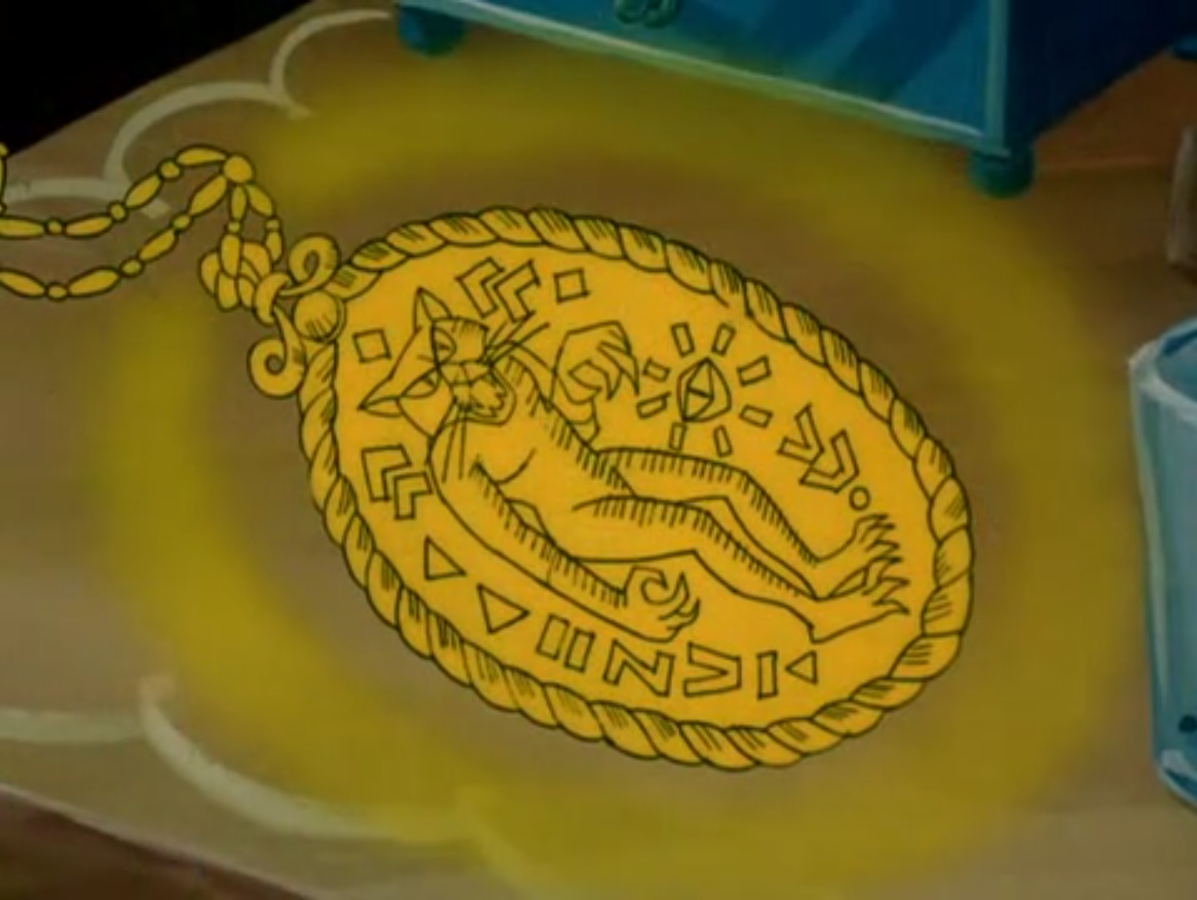 File:Cat Creature Medallion.png
