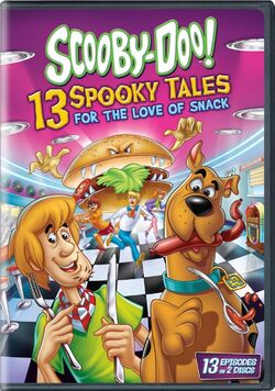 For the Love of Snack DVD front cover
