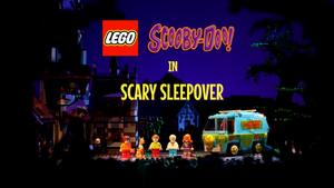 Scary Sleepover title card