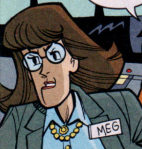 Meg (Ghost in the Machine)