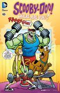 WAY 65 (DC Comics) digital cover