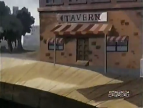 Taverna (The Stoney Glare Stare)