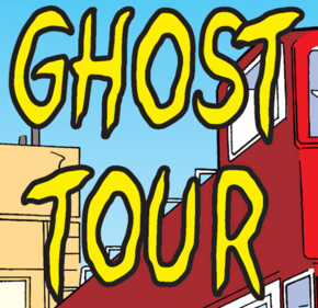 Ghost Tour title card