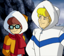 Fred Jones and Velma Dinkley