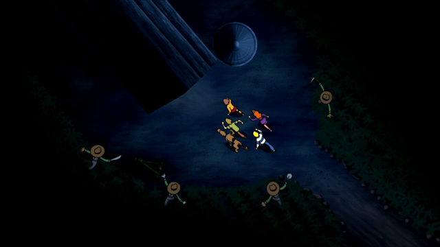 File:Banning Junction scarecrows chase gang to barn.png