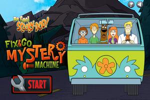 Fix & Go Mystery Machine title card