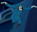 Peg leg captain