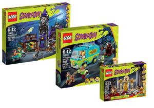 5004810 LEGO Scooby-Doo Collection