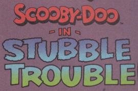 Stubble Trouble title card