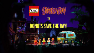 Donuts Save the Day! title card