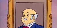 Herr Dreisbach's great-grandfather