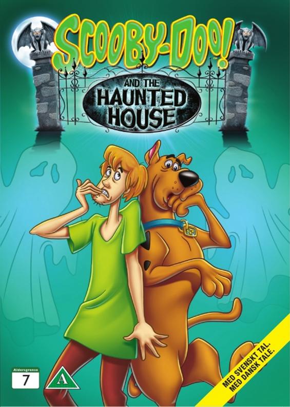 Scooby-Doo! and the Haunted House   Scoobypedia   FANDOM ...