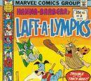 Laff-A-Lympics issue 2 (Marvel Comics)