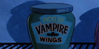 Pickled Vampire Wings