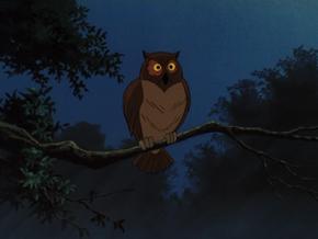 Owl (Zombie Island)