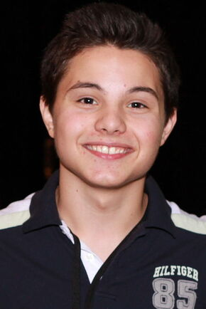 Zach Callison January 2015