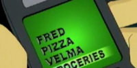 Shaggy Rogers's cell phone (What's New, Scooby-Doo?)