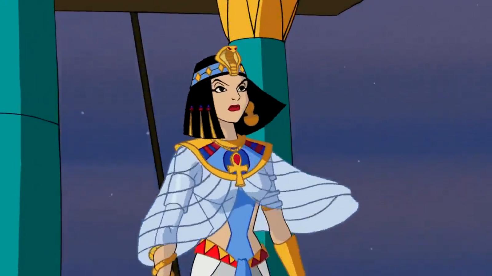 Cleopatra Scoobypedia Fandom Powered By Wikia