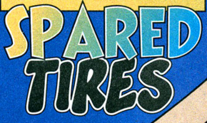 Spared Tires title card
