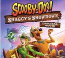 Scooby-Doo! Shaggy's Showdown (DVD)