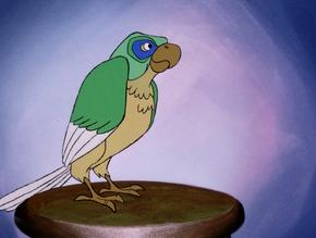 Parrot (Watt a Shocking Ghost)