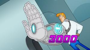 Super Left Arm 3000