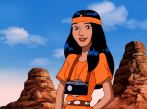 Crystal (Scooby-Doo and the Alien Invaders)