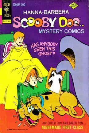 MC 27 (Gold Key Comics) front cover
