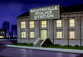 Boothville police station
